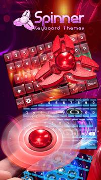 Spinner Keyboard Themes screenshot 5