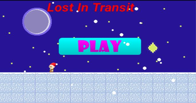 Lost In Transit Demo poster