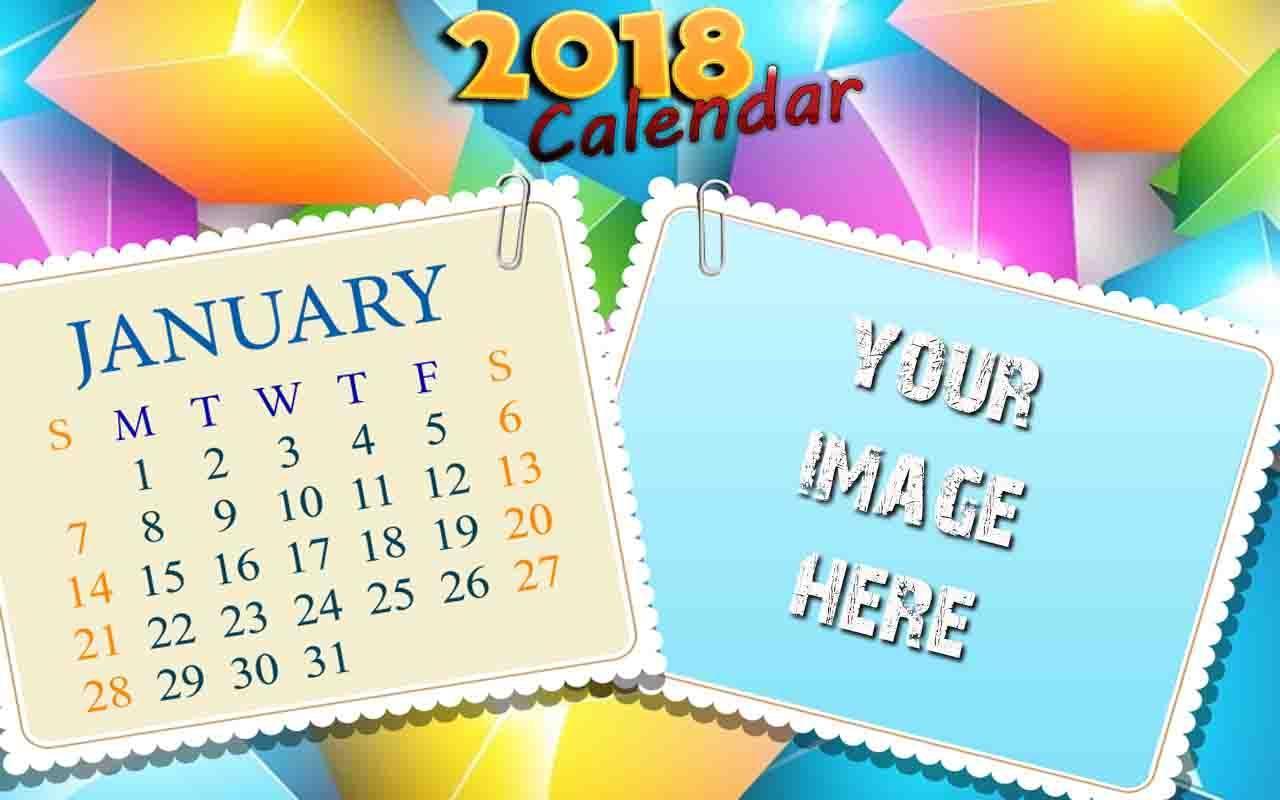 Calendario Marcos Para Fotos Descarga APK - Gratis Fotografía ...