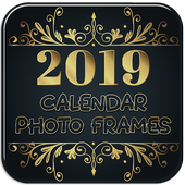 2019 Calendar Photo Frames icon