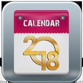 Calendar Frames 2018 icon
