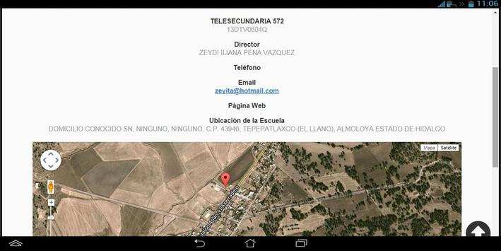 Calificaciones Alumnos Hidalgo apk screenshot