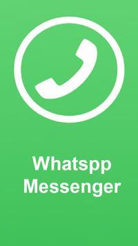 Watsup Messenger poster