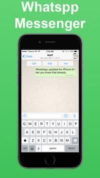 Watsup Messenger screenshot 1