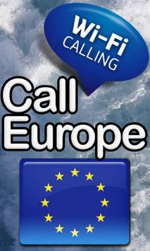 call Europe poster