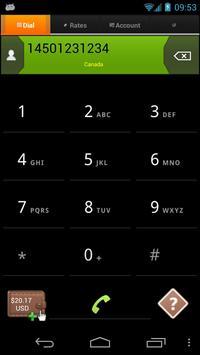 call Europe apk screenshot