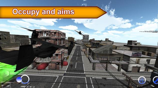Call Of Modern Fighters 3D screenshot 4