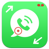 Call recorder for whatsapp icon