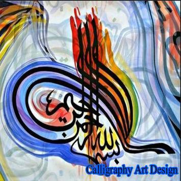 Calligraphy Art Design poster