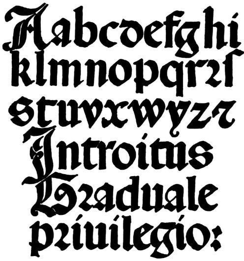 Cara aplikasi android Calligraphy Lettering