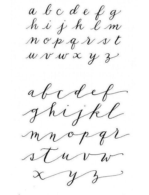 Download aplikasi Calligraphy Lettering terbaru