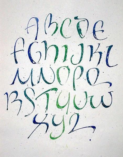 Aplikasi download apk Calligraphy Lettering