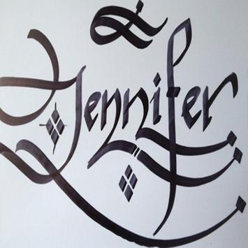 Calligraphy Name screenshot 4