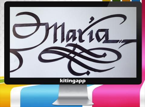 Calligraphy Name screenshot 7