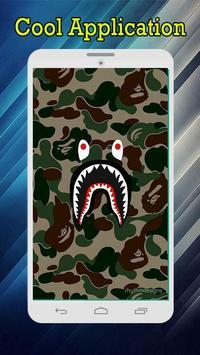 Camouflage Wallpapers apk screenshot