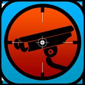 Hidden Camera Detector- simulator icon