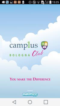 Camplus Bologna Club poster