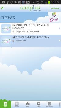 Camplus Bologna Club apk screenshot
