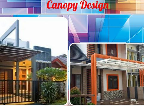 Canopy Design poster