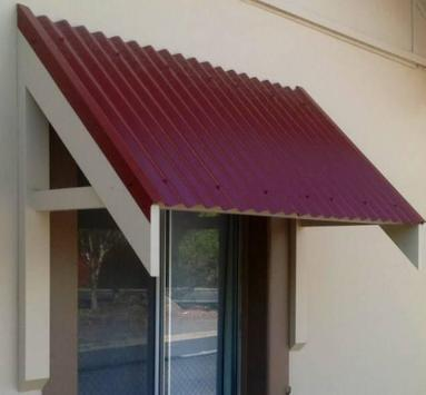 Home Canopy Designs Models screenshot 5