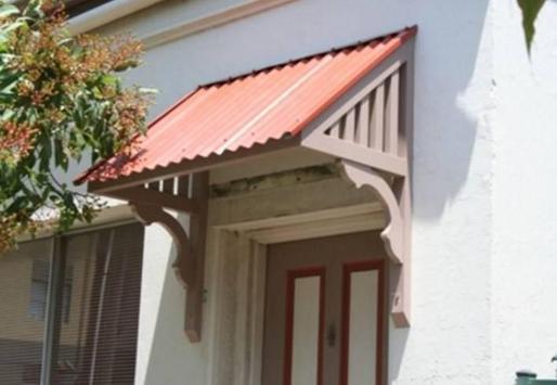 Home Canopy Designs Models screenshot 1