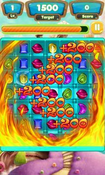 Candy Franzy Crush Blast screenshot 4