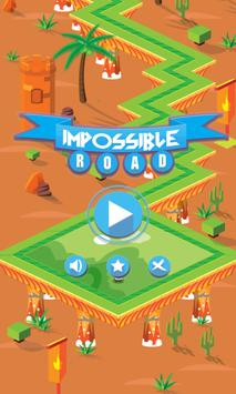 Impossible Road ( ZigZag ) poster