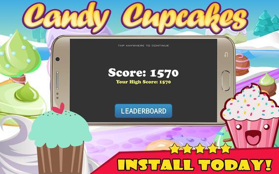Candy Cupcakes screenshot 2