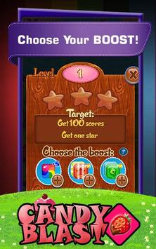 Candy Blast Clash apk screenshot