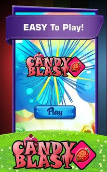 Candy Blast Clash poster