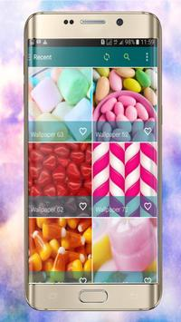 Sweet Candy Wallpapers screenshot 1