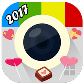 Candy selfie - Photo Editor icon