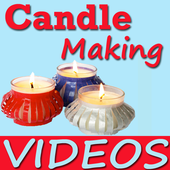 Candle Making VIDEOs icon