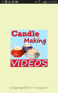 Candle Making VIDEOs poster