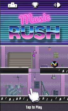 Music Rush (Unreleased) poster