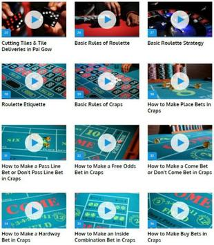 Casino Gamble Lessons screenshot 2