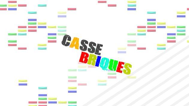 Casse Briques poster