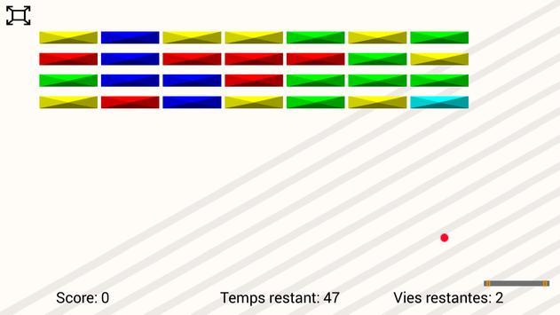 Casse Briques screenshot 2