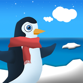 Happy Penguin Run icon