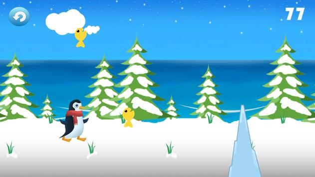 Happy Penguin Run screenshot 5