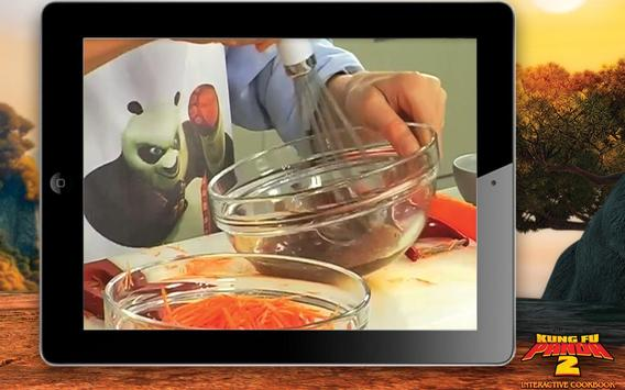 Kung Fu Panda 2 CookBook LITE apk screenshot