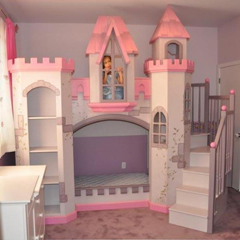 Castle Theme Bedroom Design For Android
