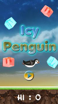 Icy Penguin poster
