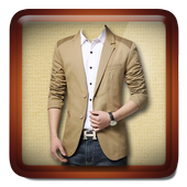 Casual Man Suit icon