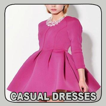 Casual Dresses poster