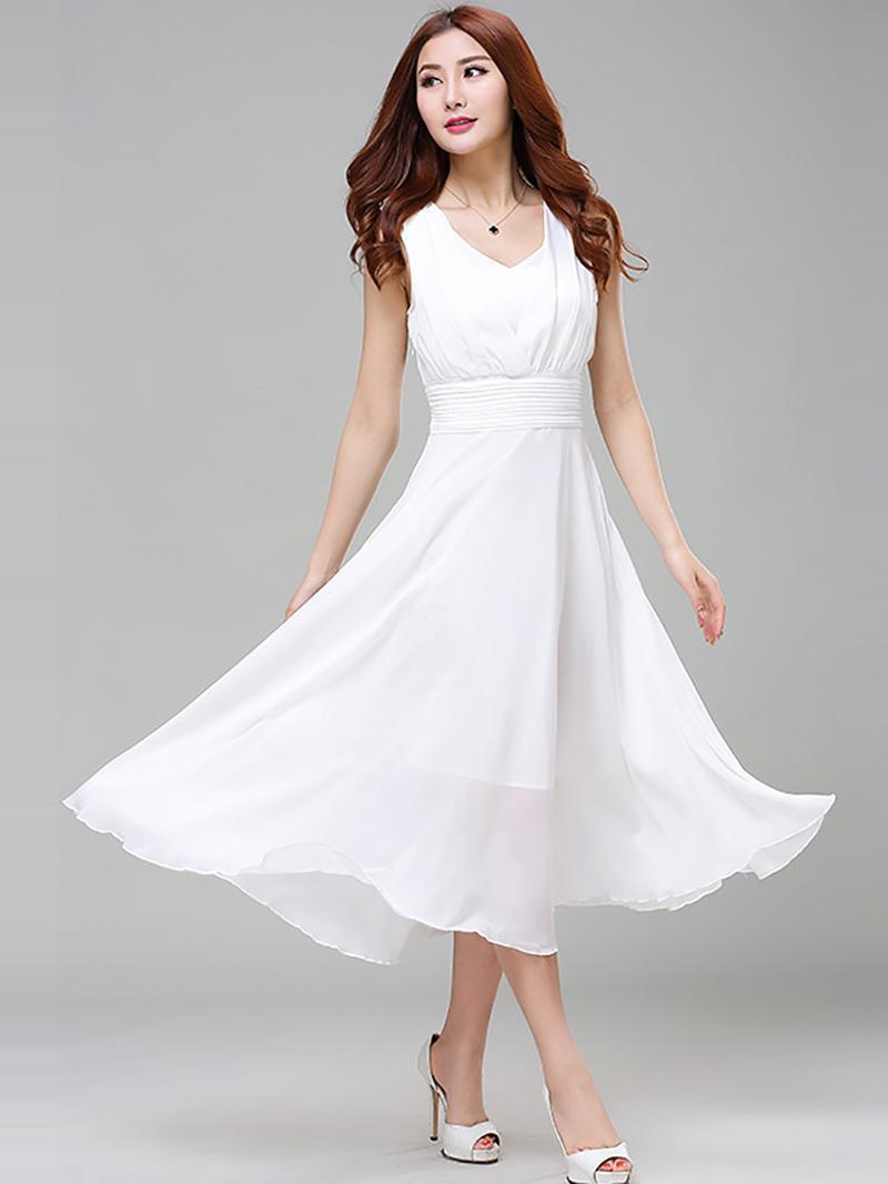 Vestidos Blancos Casuales Brbc344a6 Breakfreewebcom