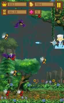 Jungle Swarm apk screenshot