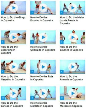 Capoeira Lessons poster
