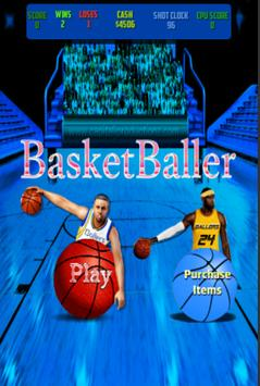 Basket Baller – Cool Basket screenshot 2