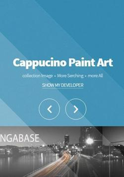 Cappucino Paint Art apk screenshot